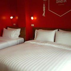 Хостел Siri Poshtel Bangkok Номер Делюкс с различными типами кроватей фото 16