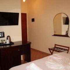 Отель Oskar 3* Стандартный номер с двуспальной кроватью фото 14