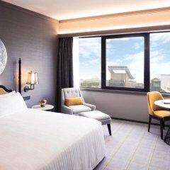 Отель Grand Lapa, Macau 4* Стандартный номер с разными типами кроватей фото 6