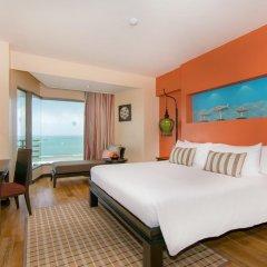 The Bayview Hotel Pattaya 4* Номер Делюкс с различными типами кроватей фото 2