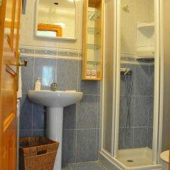 Отель El Balcon de Onis ванная