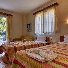Asteras Hotel комната для гостей
