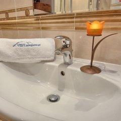 Отель VISITzakopane Rainbow Apartments Польша, Закопане - отзывы, цены и фото номеров - забронировать отель VISITzakopane Rainbow Apartments онлайн ванная фото 2
