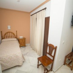 Los Omeyas Hotel 2* Стандартный номер с различными типами кроватей фото 3