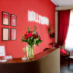 Хостел Hollywood Home Львов интерьер отеля фото 2