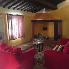 Отель Agriturismo IPoderi Pietraporciana Кьянчиано Терме комната для гостей фото 5