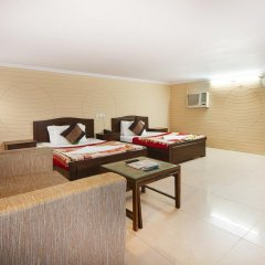 Отель Landmark Inn 3* Стандартный номер с различными типами кроватей фото 3