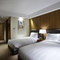 Lotte City Hotel Guro 4* Стандартный семейный номер с 2 отдельными кроватями фото 4