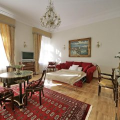 St. George Residence All Suite Hotel Deluxe комната для гостей фото 4