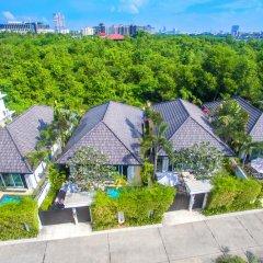 Отель Villas In Pattaya 5* Стандартный номер с 2 отдельными кроватями фото 2