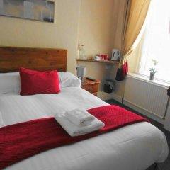 Отель Lyndhurst Guest House 3* Стандартный номер с различными типами кроватей фото 4