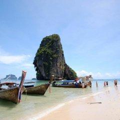Отель Baan Pak Rorn пляж