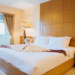 Отель MetroPoint Bangkok 4* Улучшенный номер с различными типами кроватей фото 8
