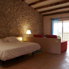 Aldea Roqueta Hotel Rural Люкс с разными типами кроватей фото 7