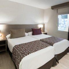 Отель Catalonia Park Güell 3* Номер категории Премиум с различными типами кроватей фото 11