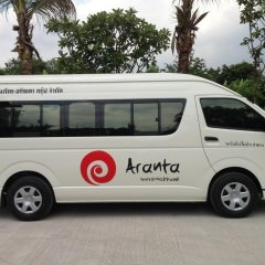 Aranta Airport Hotel городской автобус