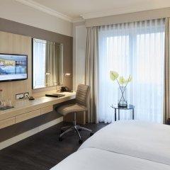 Отель The Westin Grand, Berlin 5* Номер Делюкс разные типы кроватей фото 3