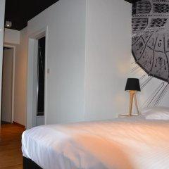 Отель Le Cygne D'Argent 3* Стандартный номер с различными типами кроватей фото 6