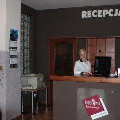 Hotel Sjesta интерьер отеля