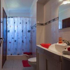 Отель Vila Belgica Португалия, Орта - отзывы, цены и фото номеров - забронировать отель Vila Belgica онлайн ванная