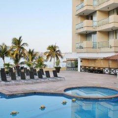 Hotel Romano Palace Acapulco бассейн