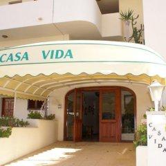 Отель Apartamentos Delfin Casa Vida парковка