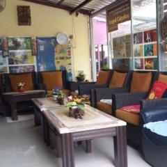 Отель Nan inn Bungalow интерьер отеля фото 2
