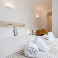 Отель Luxury Suites Liberdade Апартаменты с различными типами кроватей фото 10
