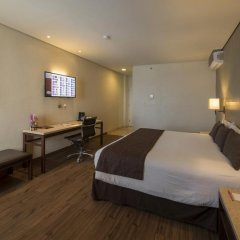 Hotel Victoria Ejecutivo 3* Стандартный номер с различными типами кроватей фото 7