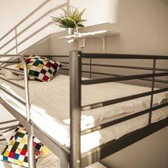 Bi-Pi Hostel Стандартный номер с разными типами кроватей фото 37