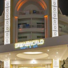 Dream World Resort & Spa Турция, Сиде - отзывы, цены и фото номеров - забронировать отель Dream World Resort & Spa онлайн вид на фасад фото 2