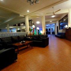 Kiwi Hotel интерьер отеля