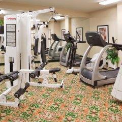 Отель Staybridge Suites Columbus-Airport фитнесс-зал