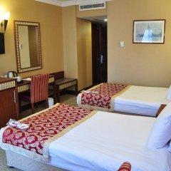Nova Plaza Crystal 4* Стандартный номер с двуспальной кроватью фото 4