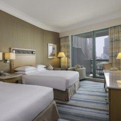 Отель Hilton Dubai Jumeirah 5* Представительский номер с различными типами кроватей фото 4