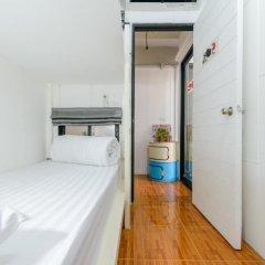 Eco Hostel Кровать в общем номере фото 5