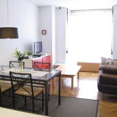Отель Plaza Castilla 4 Torres комната для гостей фото 2