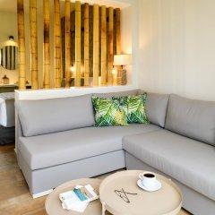 Отель Antigoni Beach Resort 4* Полулюкс с различными типами кроватей фото 4