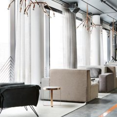 Comfort Hotel Xpress Tromso интерьер отеля фото 2