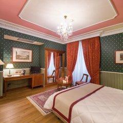 Strozzi Palace Hotel 4* Стандартный номер с двуспальной кроватью фото 3