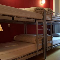 Porto Wine Hostel Кровать в общем номере двухъярусные кровати фото 12