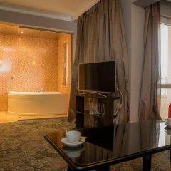 Отель Атлантик 3* Улучшенные апартаменты с различными типами кроватей фото 17