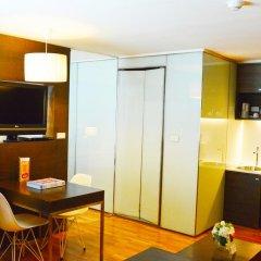 I Residence Hotel Silom 3* Люкс с различными типами кроватей фото 7