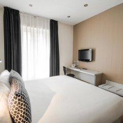 Отель Petit Palace Puerta del Sol 3* Стандартный номер с двуспальной кроватью