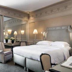 Отель Hassler Roma 5* Номер Делюкс с двуспальной кроватью фото 9
