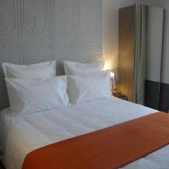 Отель Contact ALIZE MONTMARTRE 3* Стандартный номер с различными типами кроватей фото 29