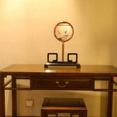 Pudi Boutique Hotel Fuxing Park Shanghai 4* Улучшенный номер с различными типами кроватей фото 4