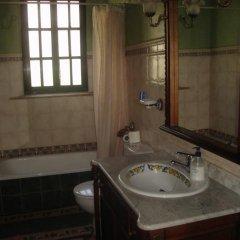 Отель El Cañuelo ванная