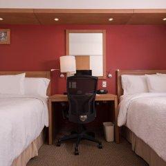 Отель Hampton Inn by Hilton/ GuadalajaraExpo 2* Стандартный номер с различными типами кроватей фото 4