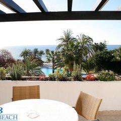 Отель Coral Beach Aparthotel 4* Улучшенные апартаменты с различными типами кроватей фото 6